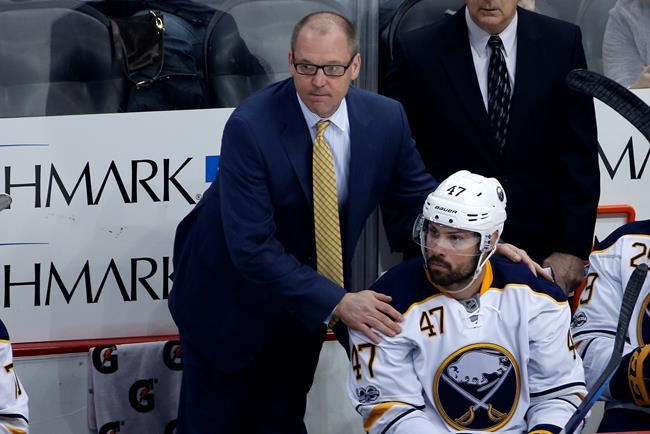 Agents to AP: Eichel not pushing for Sabres coaching change