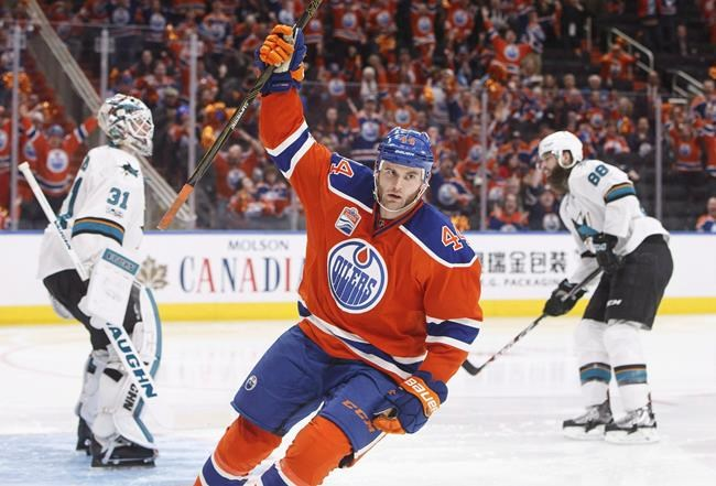 Oilers sign defenceman Eric Gryba to two-year contract extension