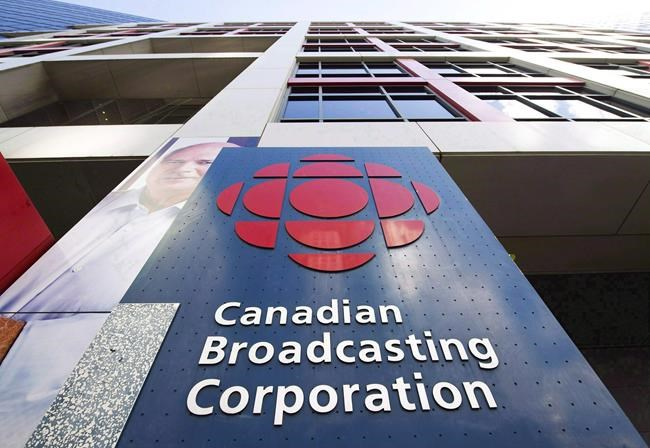 The CBC building is shown in Toronto on April 4, 2012. The CBC is telling thousands of its employees their personal information may have been compromised after a recent computer theft. THE CANADIAN PRESS/Nathan Denette