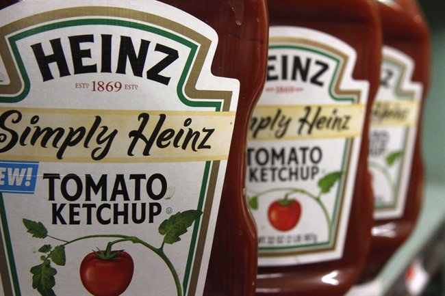This March 2 2011 File Photo Shows Containers Of Heinz Ketchup On The