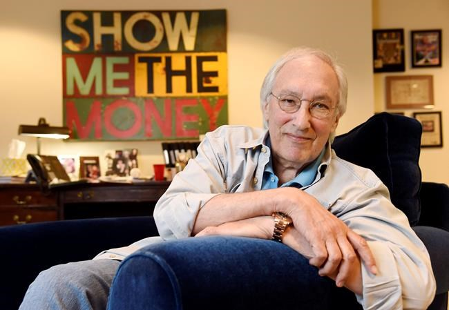 "Television writer/producer Steven Bochco poses for a portrait at his office in Santa Monica, Calif., on August 17, 2016. ""Hill Street Blues"" creator Steven Bochco, who died Sunday at the age of 74, built a legacy as a rule-breaker with big network TV dramas. But it's an act of kindness on set that actress Mimi Kuzyk remembers most fondly -- his willing to compromise over her unauthorized perm. THE CANADIAN PRESS/AP, Invision - Chris Pizzello"