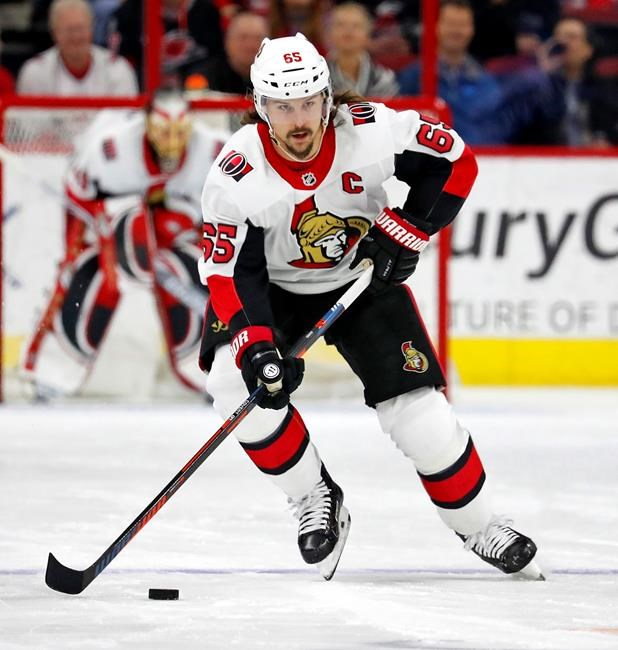 Ottawa Senators traded Erik Karlsson to the San Jose Sharks, Thursday.