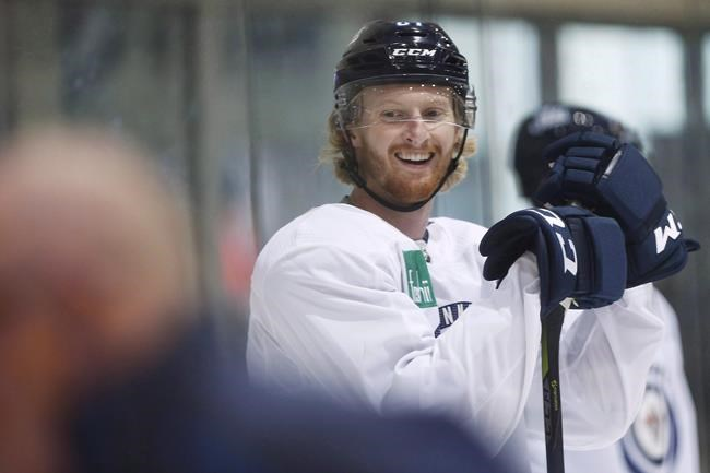 Winnipeg Jets' Kyle Connor is no longer deferring to his veteran line mates Mark Scheifele and Blake Wheeler, but has become a driver of the team's first line says head coach, Paul Maurice.