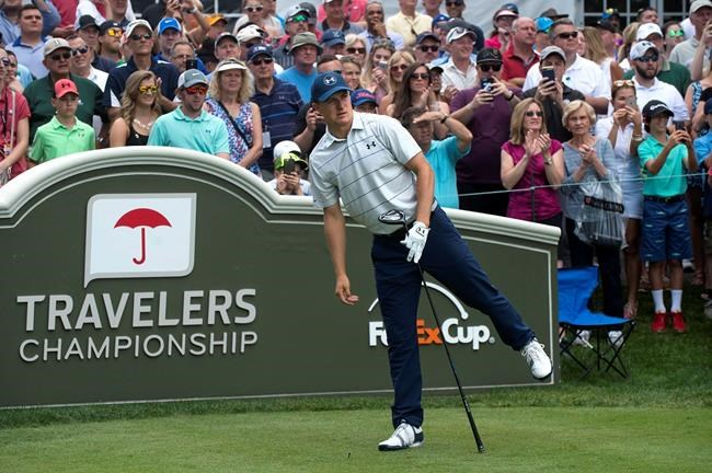 McIlroy, Spieth to Headline Day One of Travelers Championship
