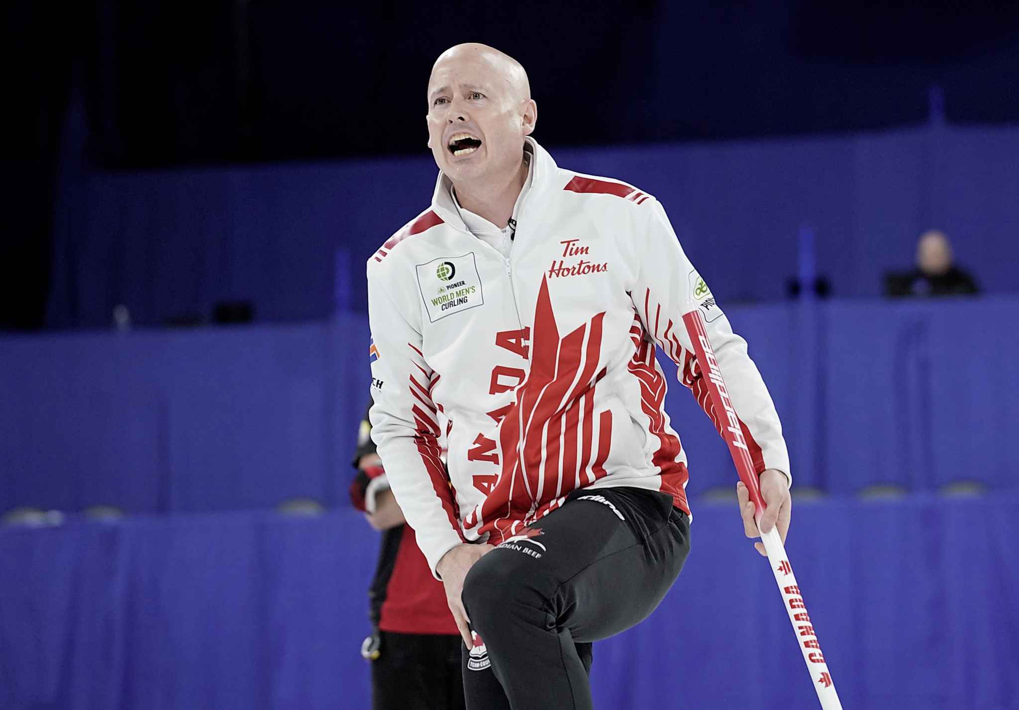 The 2016 world champion skip, Edmonton's Kevin Koe, will be in Portage for the Thanksgiving weekend event.