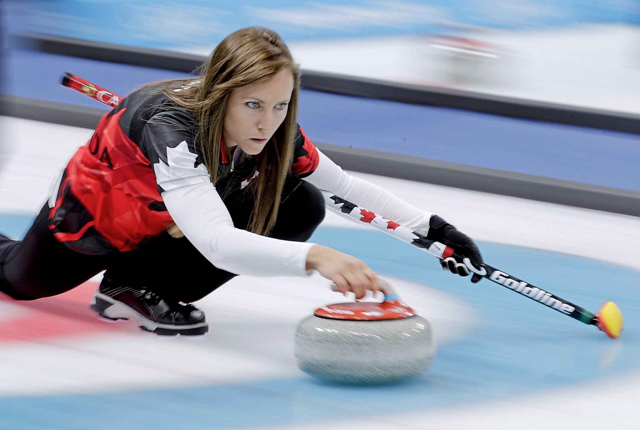 Ontario's Rachel Homan is going into the Scotties with a 51-13 record.
