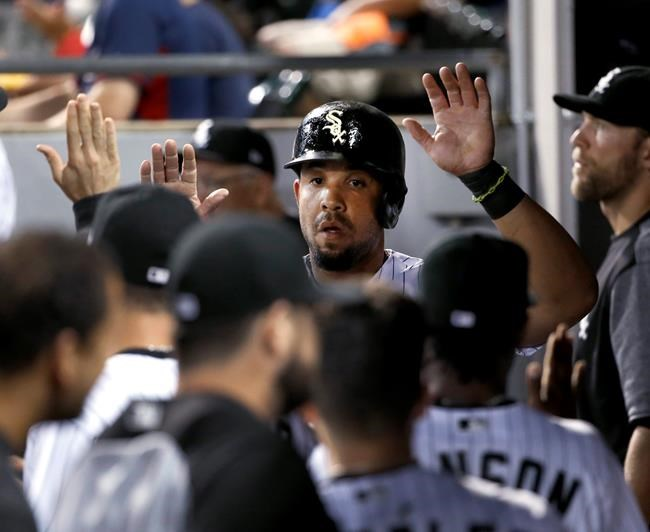 Davidson's slam powers White Sox over Orioles