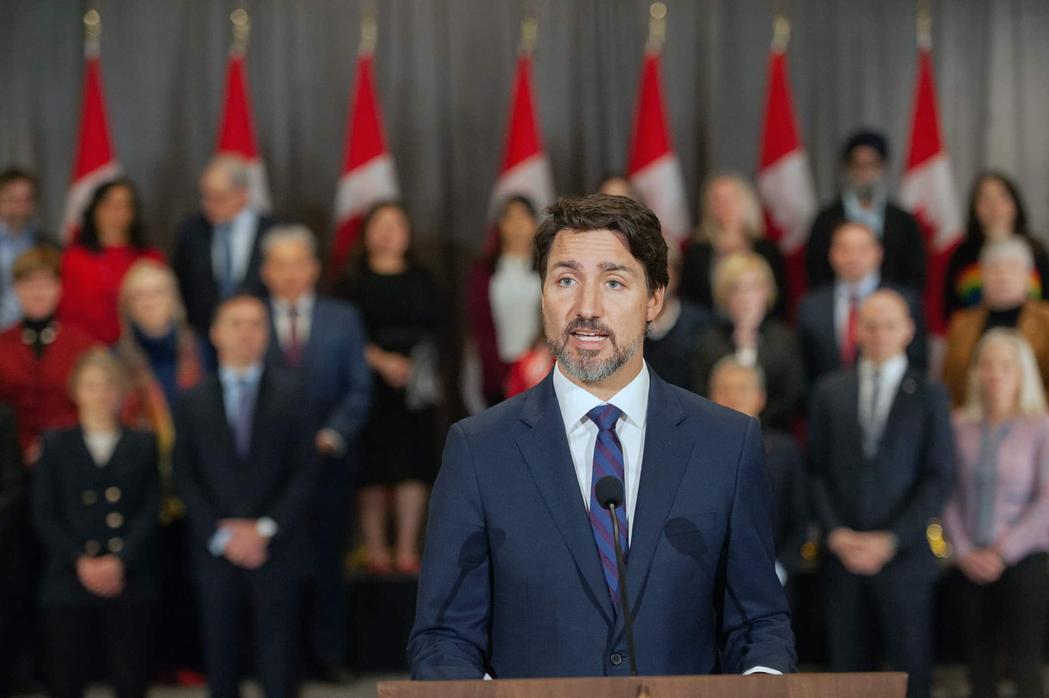 Western Canada-chastened Trudeau softens stance on Manitoba carbon-tax plan