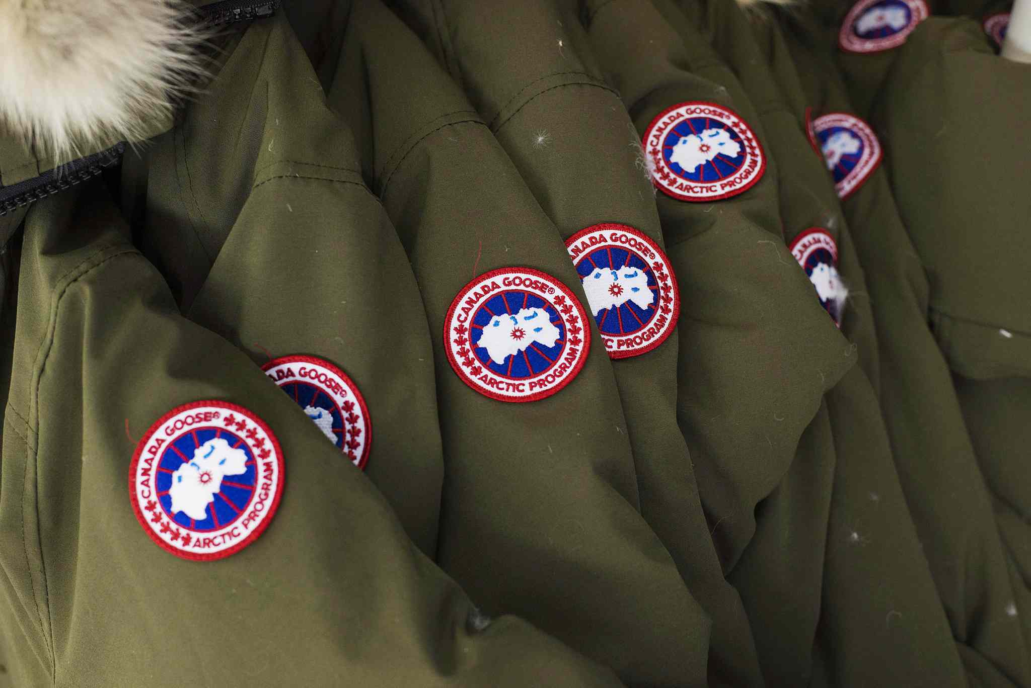 Canada Goose Inc. is trying to