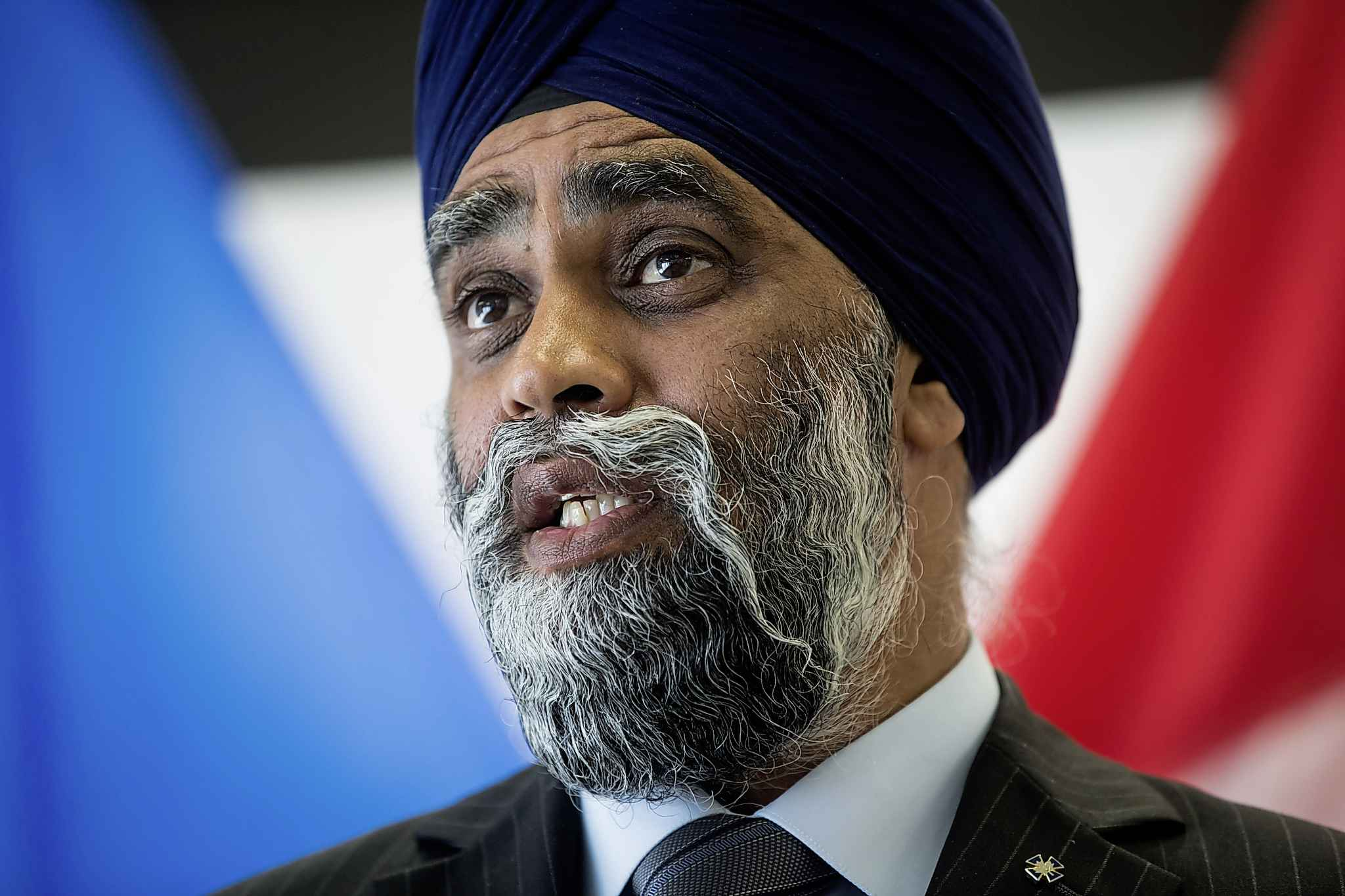 Defence Minister Harjit Sajjan: 'We need for all leaders to step up and take very aggressive actions to make sure these types of behaviours do not become even more prevalent'