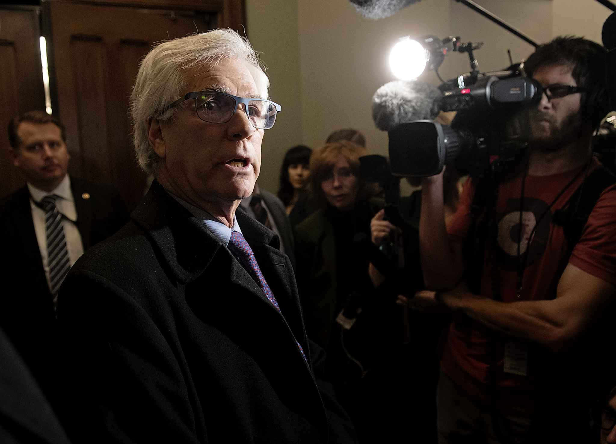 Winnipeg MP Jim Carr says he'll do his best to oversee the Prairies for Prime Minister Justin Trudeau. (Adrian Wyld / Canadian Press)