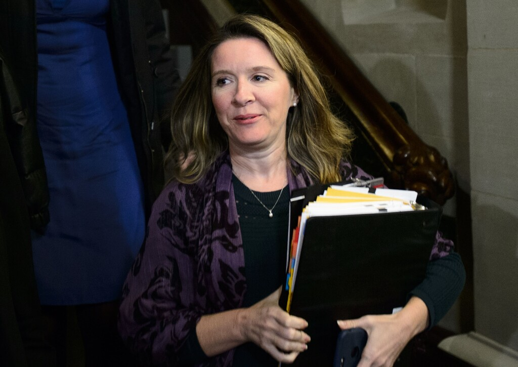 The questions are, what did Justin Trudeau's chief of staff Katie Telford know and when did she know it? (Sean Kilpatrick / The Canadian Press files)