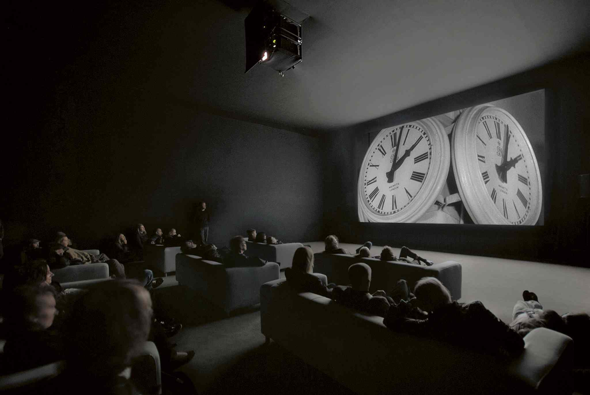 The Clock, by Swiss artist and composer Christian Marclay, is a 24-hour montage of film, linked together by the aspect of time. It opens Oct. 11 at the Winnipeg Art Gallery.