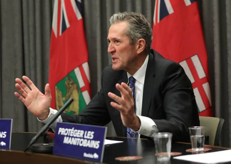 No one is quite sure why Manitoba Premier, Brian Pallister is insisting on messing with Hydro rates. It's a risky strategy, likely to cost the Tories in the next election.