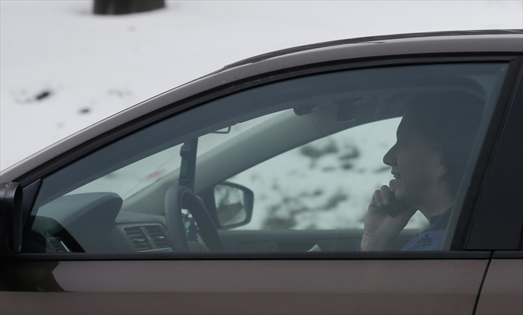 Police estimate distracted driving kills 25 people a year in Manitoba.