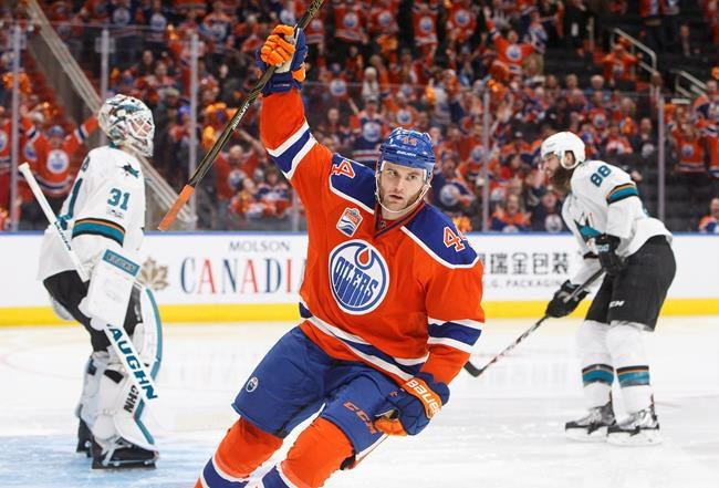 Oilers ready for Sharks challenge as they return to playoffs