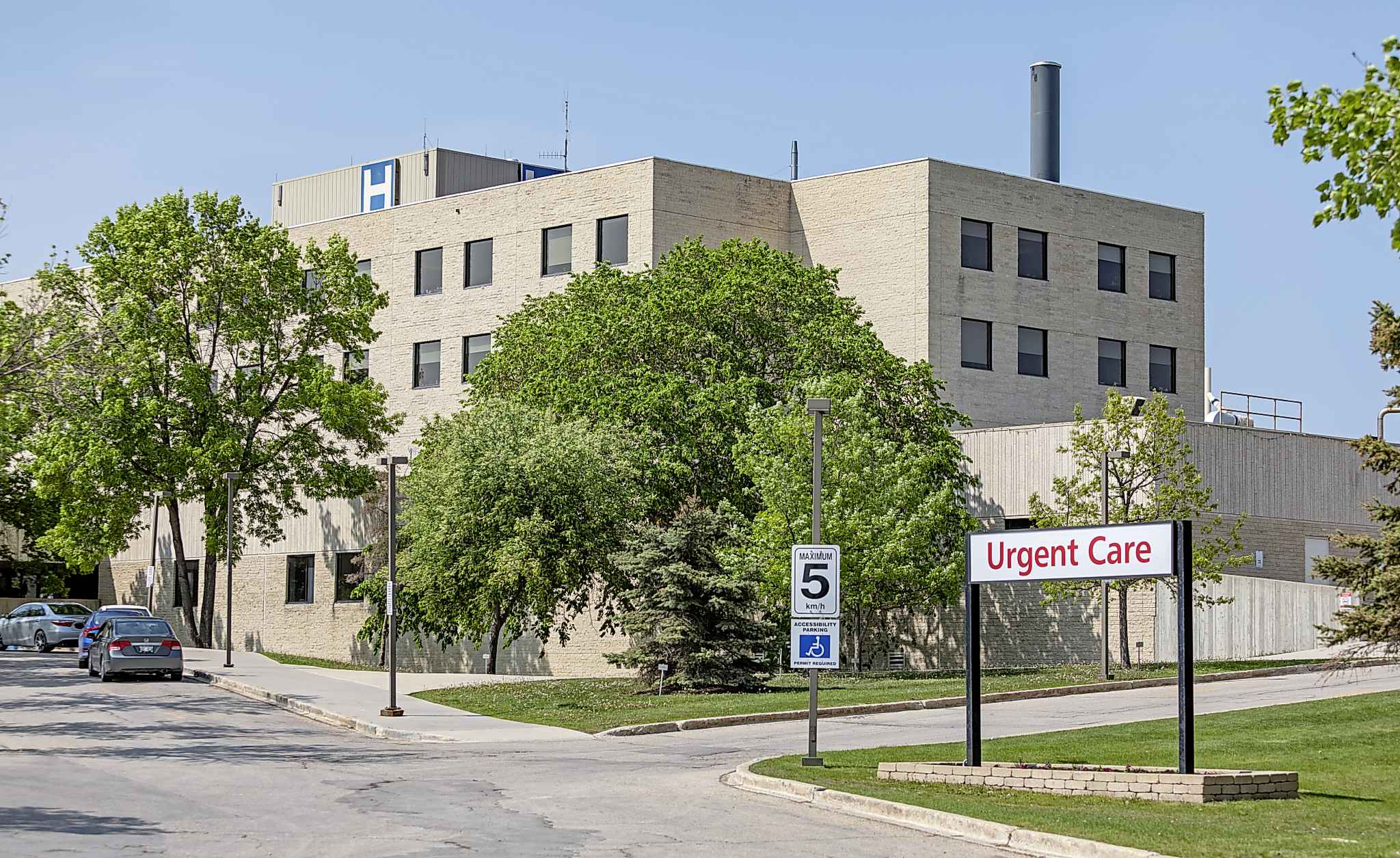 Officially beginning July 22, ambulances will transport low-acuity patients to one of three urgent care centres in the city: Victoria Hospital, Seven Oaks Hospital or Concordia Hospital (pictured).