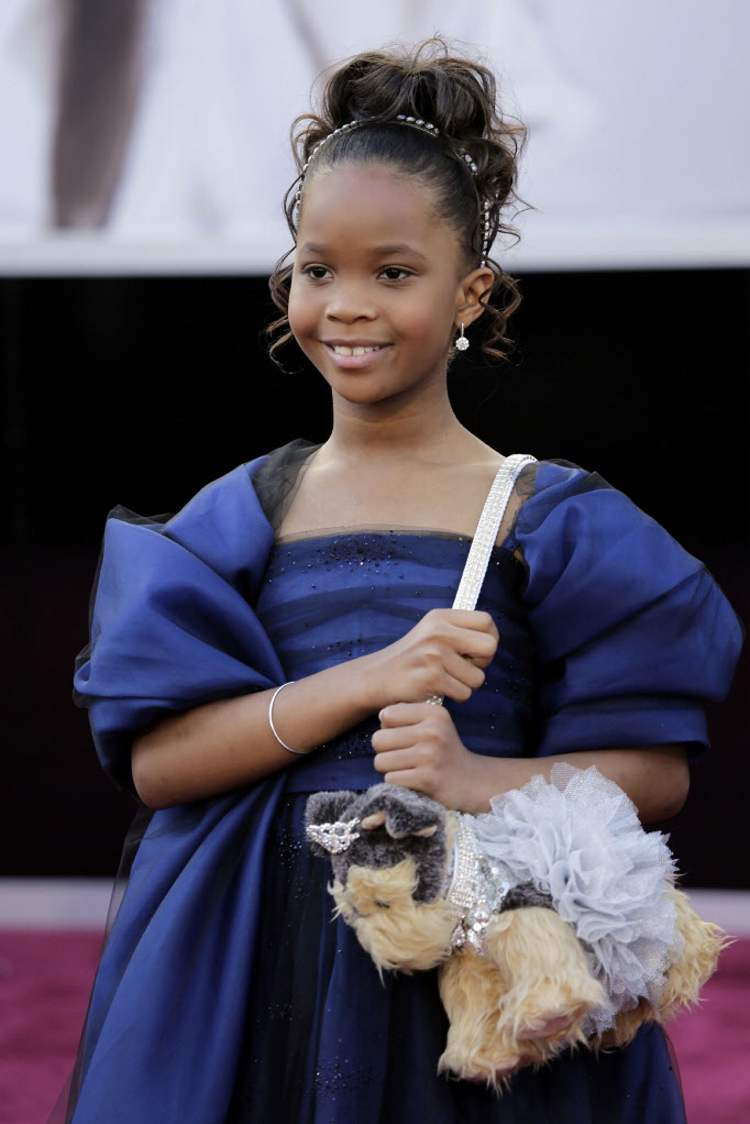 Quvenzhane Wallis  (Tribune Media MCT)