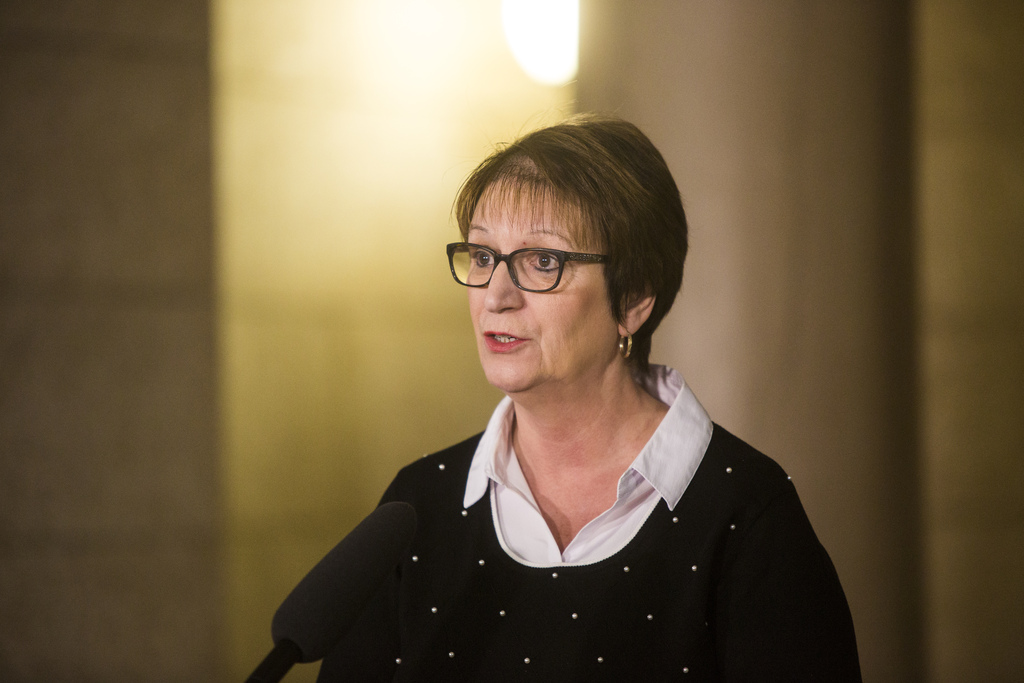 Pallister's comments sparked the resignation of Eileen Clarke as minister of Indigenous and Northern Affairs. (Mikaela MacKenzie / Winnipeg Free Press files)