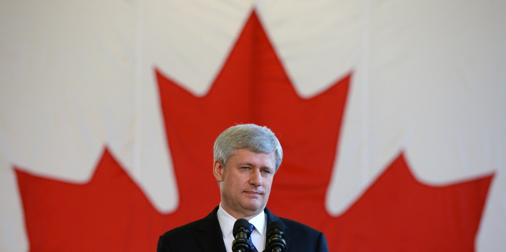 Harper once was a fierce advocate of open, transparent government, but those values disappeared after he became prime minister.