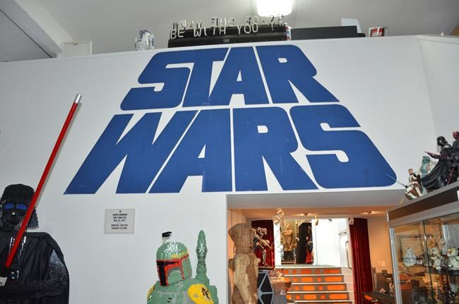 Famous Star Wars collector robbed of rare items