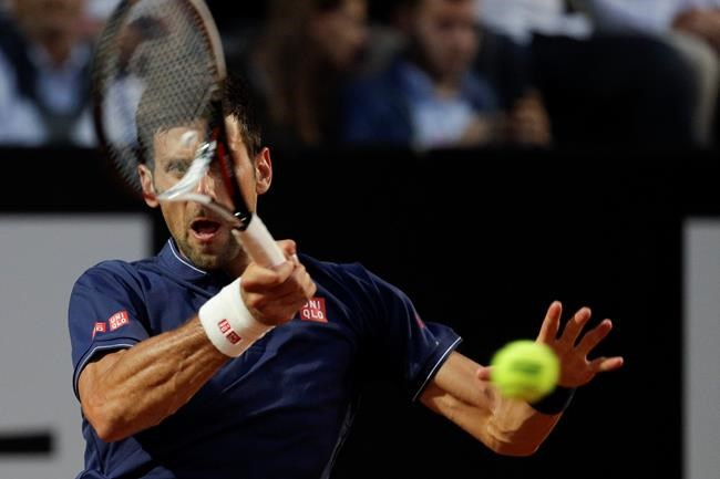 Djokovic to take on Zverev in Rome final