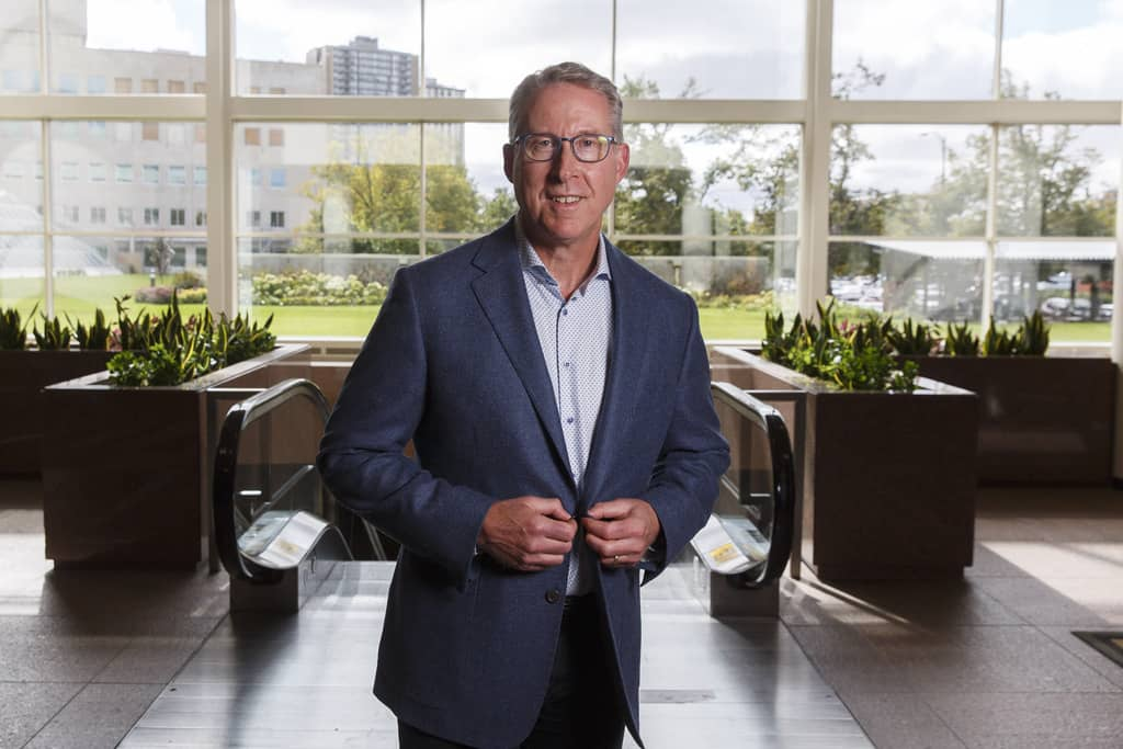 """Canada Life CEO Paul Mahon: """"Canada Life will require all employees and other individuals in our offices (including contractors and advisors) to be fully vaccinated against COVID-19."""""""