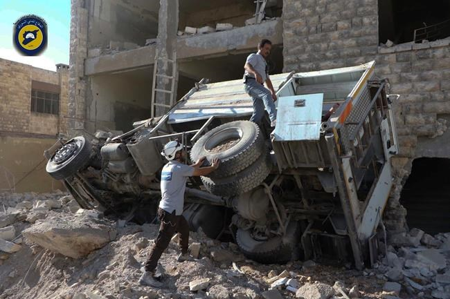 France at United Nations says war crimes committed in Syria's Aleppo