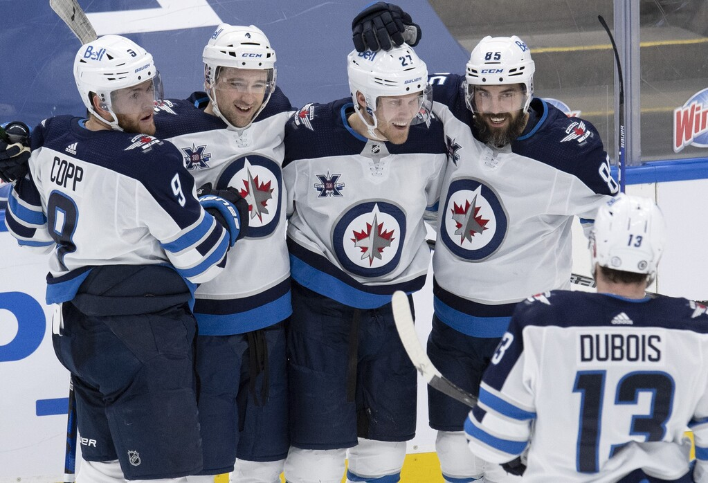 The Winnipeg Jets have a sense of real confidence these days, says Andrew Copp. (Frank Gunn / The Canadian Press files)