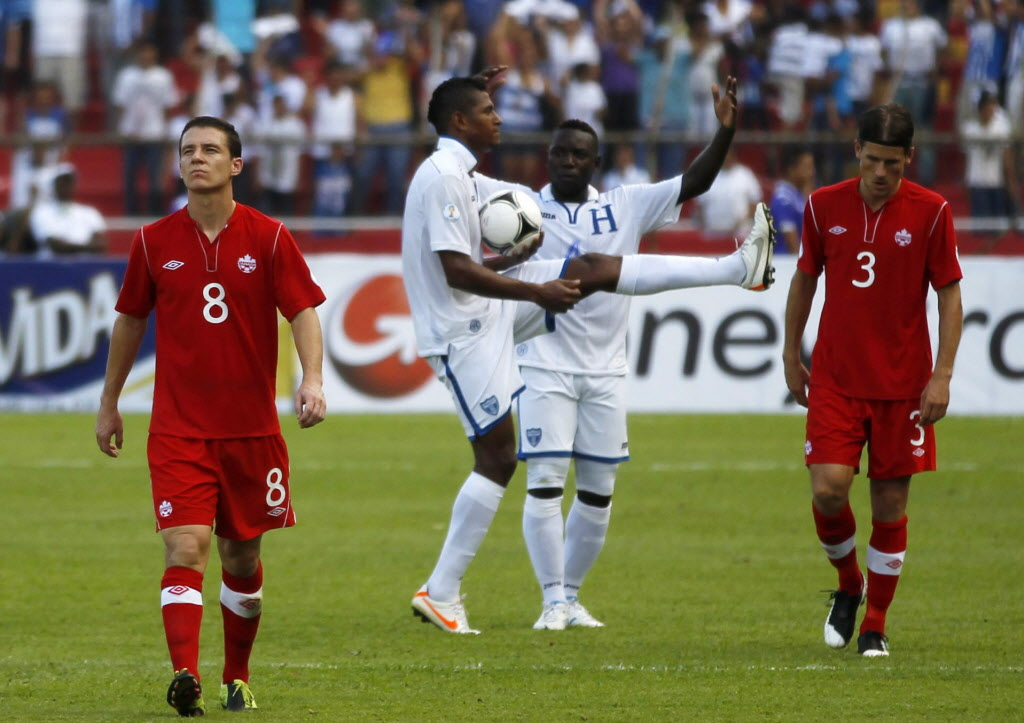 Canada's latest World Cup hopes ended in humiliation after the squad was thumped 8-1 by Honduras in 2012.