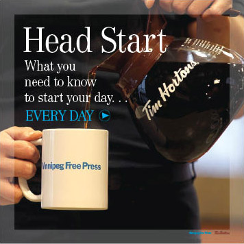 Head Start with picture of coffee pot and mug.