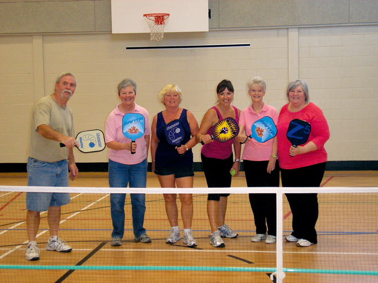 Pickleball is one of the sports that will have a free session offered as part of the Good Neighbours Active Living Centre's open house.