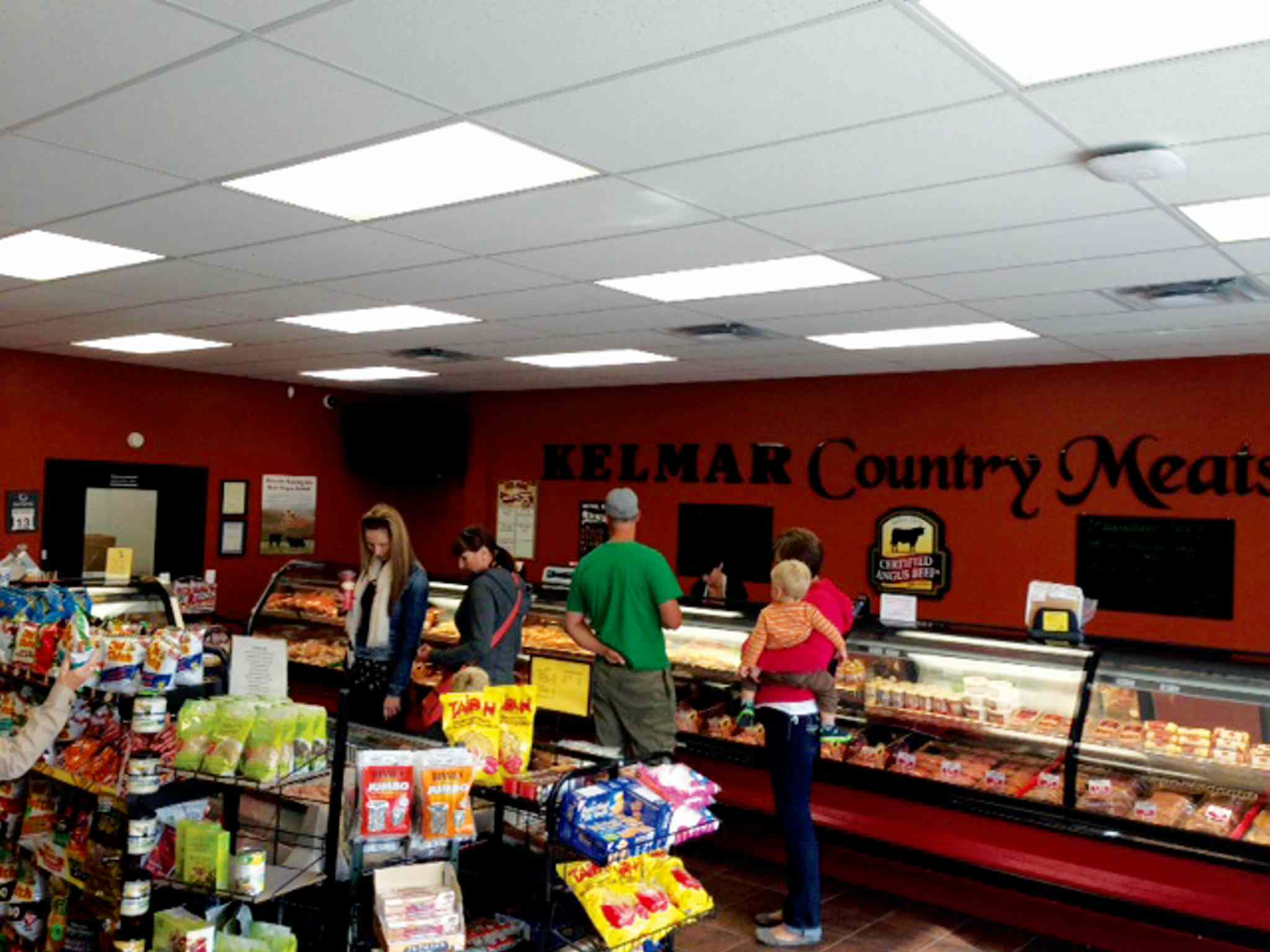Kelmar Country Meats marked its one-year anniversary with a celebration at its 7-925 Headmaster Row location on Sept. 14. It also marked the opening of a new bakery at the same time.