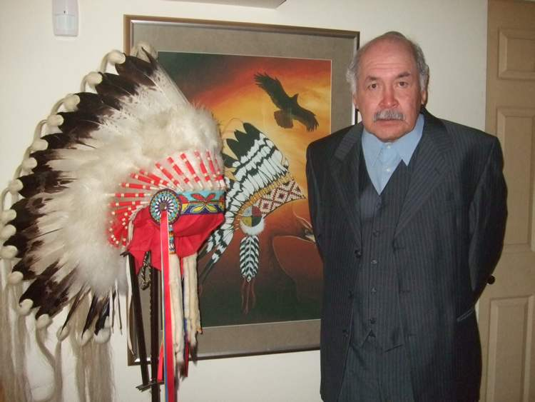 Former Manitoba grand chief Rod Bushie