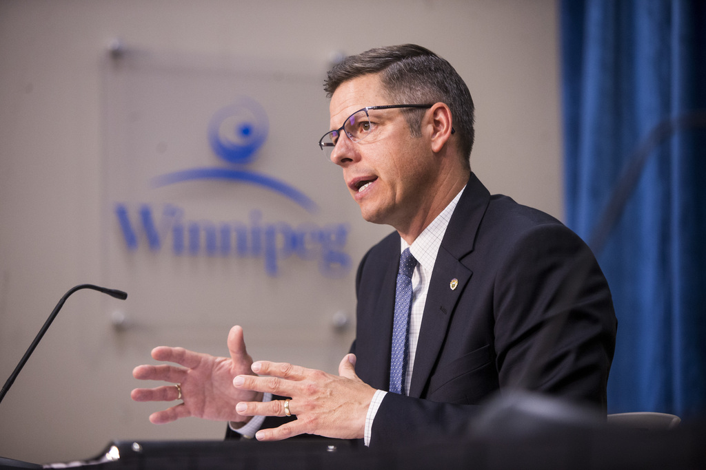 Mayor Brian Bowman argued the fee would raise revenue to ensure that new development pays for the costs it creates for city infrastructure and services.
