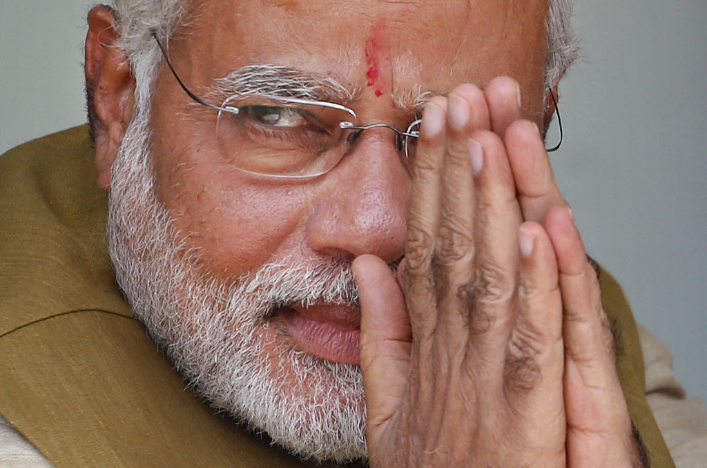 India's new PM, Narendra Modi, will need more than prayers.