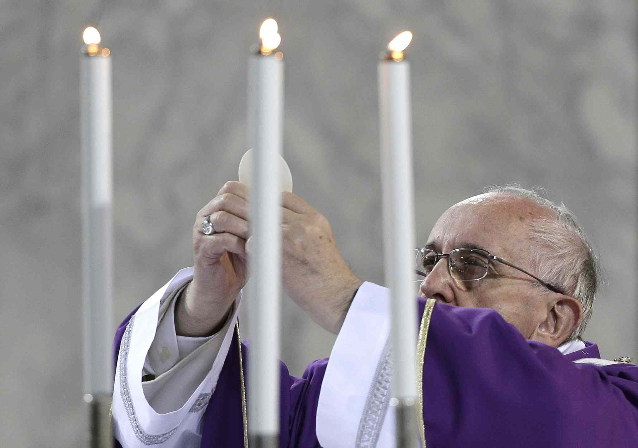 Pope Francis revealed his willingness in an interview to re-examine cultural flash points.
