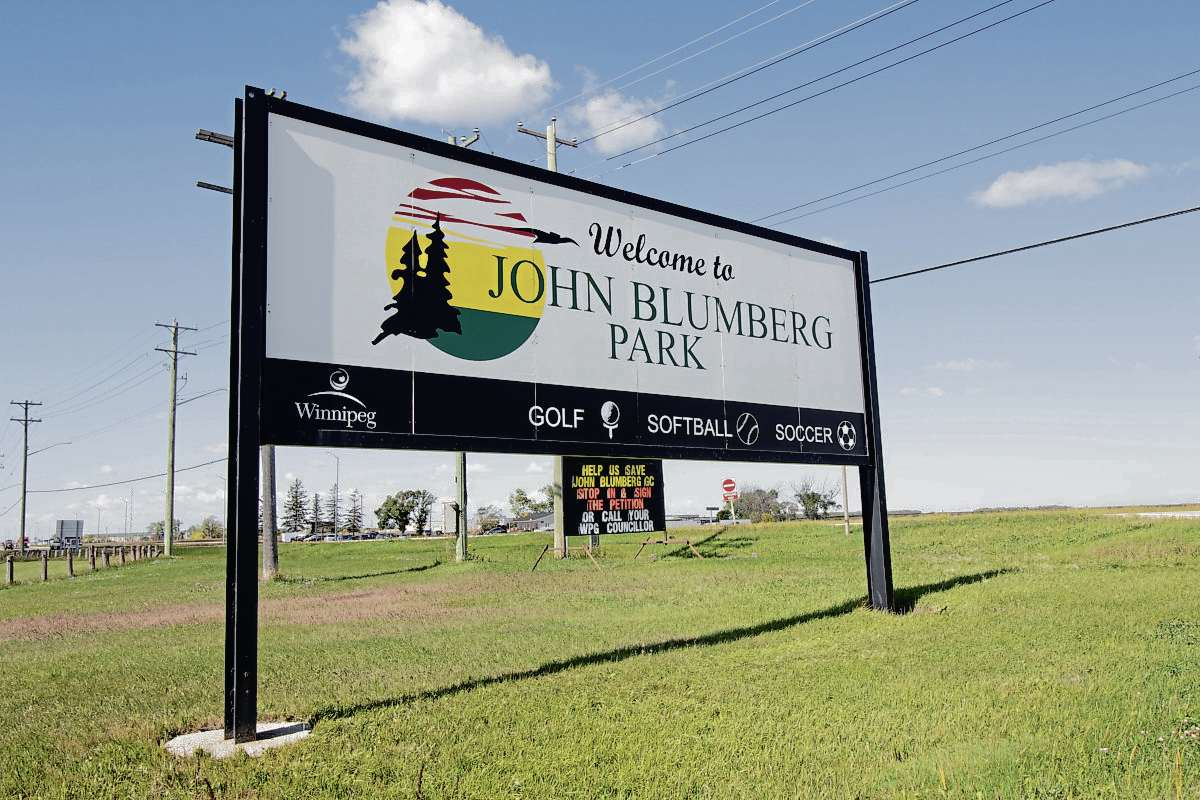 Sept. 14, 2021 - Opening in 1967, John Blumberg Golf Course has counted nearly 30,000 rounds of golf this year, up 428% from 2017's total. (JOSEPH BERNACKI/CANSTAR COMMUNITY NEWS/HEADLINER)