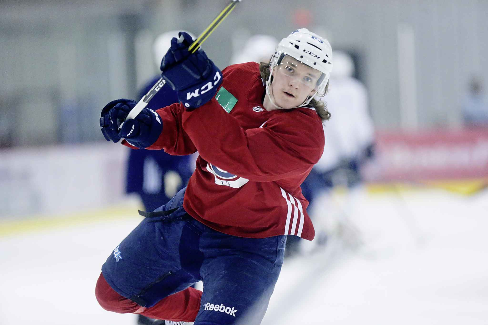 Despite scoring two goals in the pre-season, Jets' defenceman Sami Niku thinks his play could be much better.