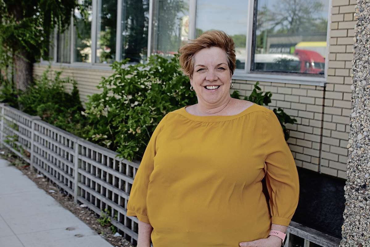 Lisa Naylor is running for election in Wolseley under the New Democratic Party banner.