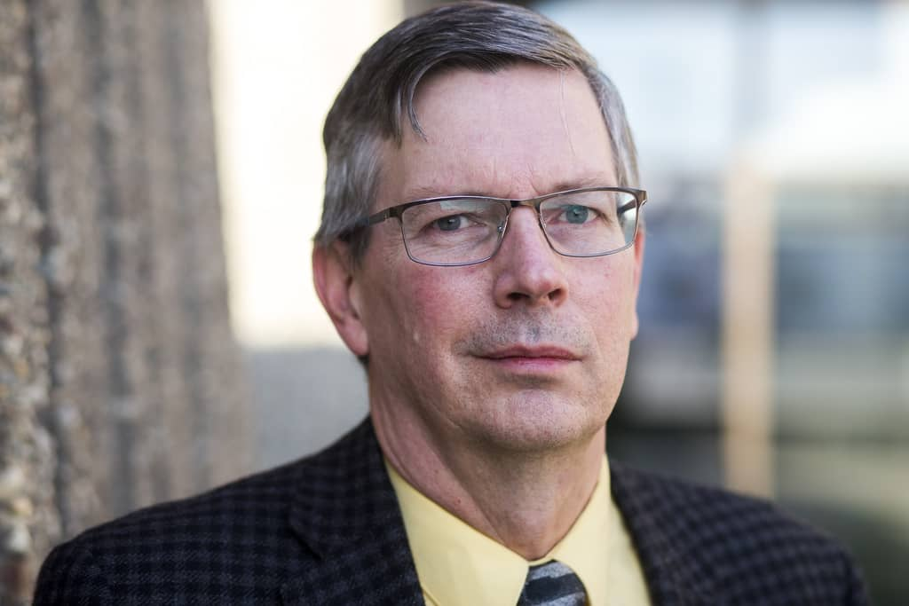 """Manitoba Teachers' Society president James Bedford: """"Extraordinary disappointment."""""""