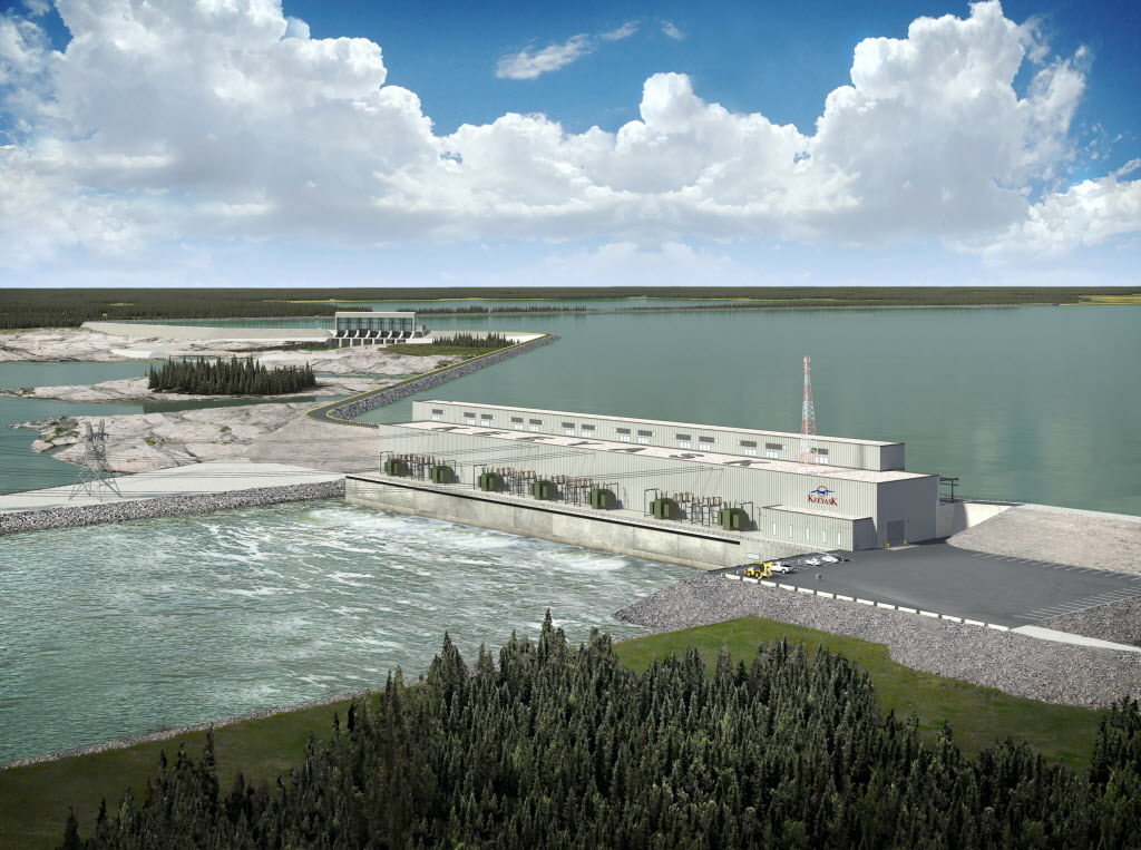 Manitoba Hydro wants to begin construction on its Keeyask generating station this summer.