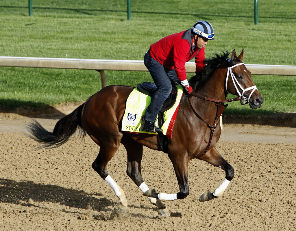 Horse with Kansas owner among early favorites to win Kentucky Derby