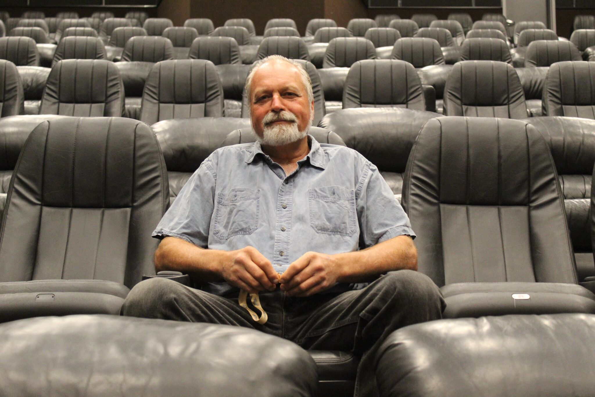 Keystone Cinema owner Pete Schellenberg has had a difficult past few months as theatre restrictions remain in effect. Schellenberg said he expects movie theatres will make a comeback once restrictions lift because people want to get of out of their houses, and because movie production companies will want live audiences despite streaming services.