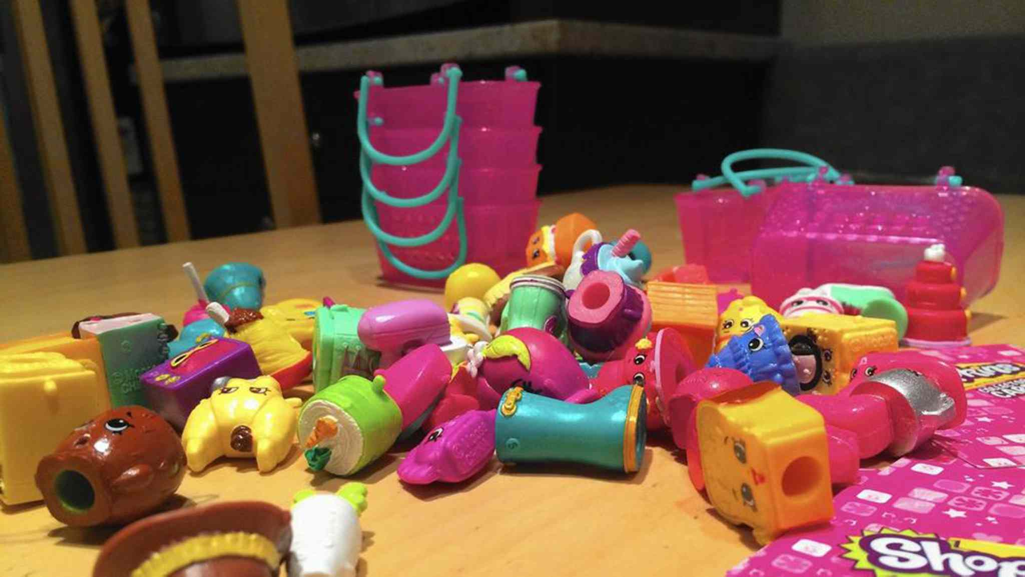 Shopkins are very collectible -- and it can be difficult, if not impossible, to complete a collection.