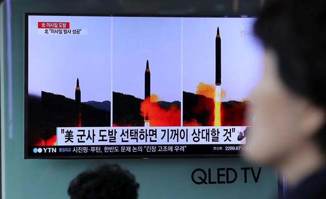 Korea on US missile defense system
