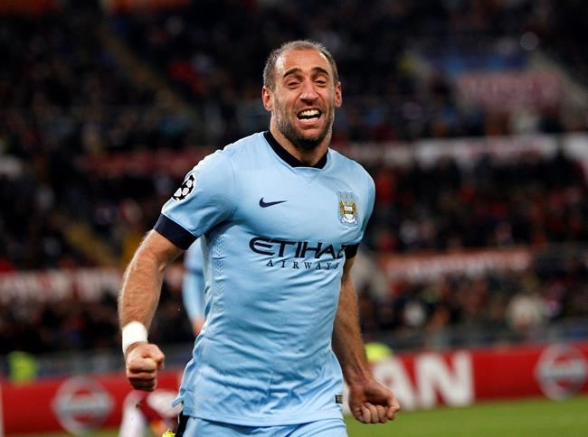 Pablo Zabaleta proud of Manchester City career