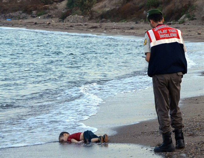 Smugglers Jailed in Turkey Over Death of Syrian Toddler Aylan Kurdi