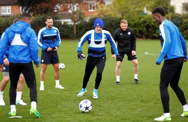Simeone compares Leicester to Atletico ahead of ´complex´ clash