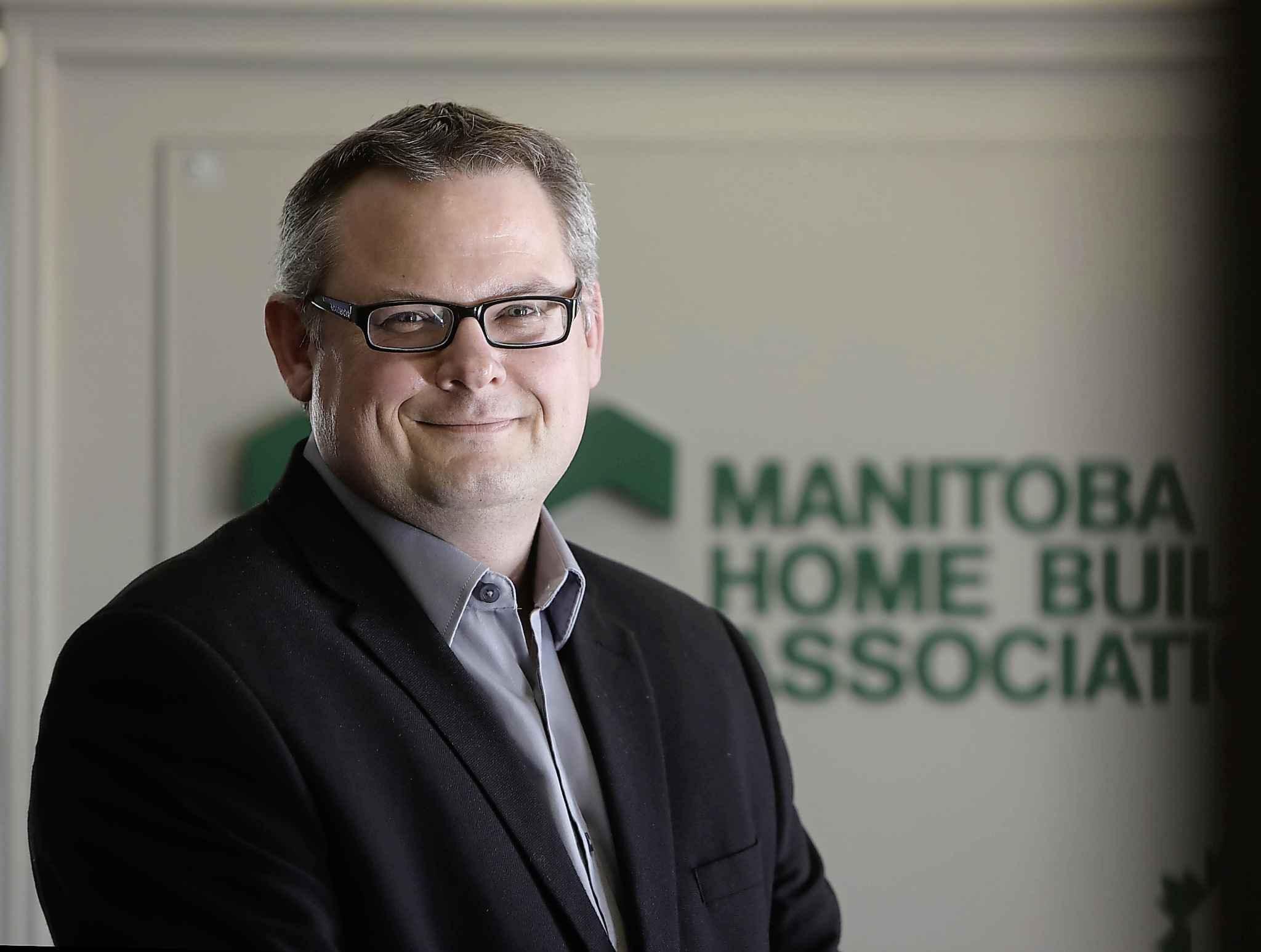 "Lanny McInnes, president of the Manitoba Home Builders Association: ""We've asked repeatedly that builders get notification by the end of November."""